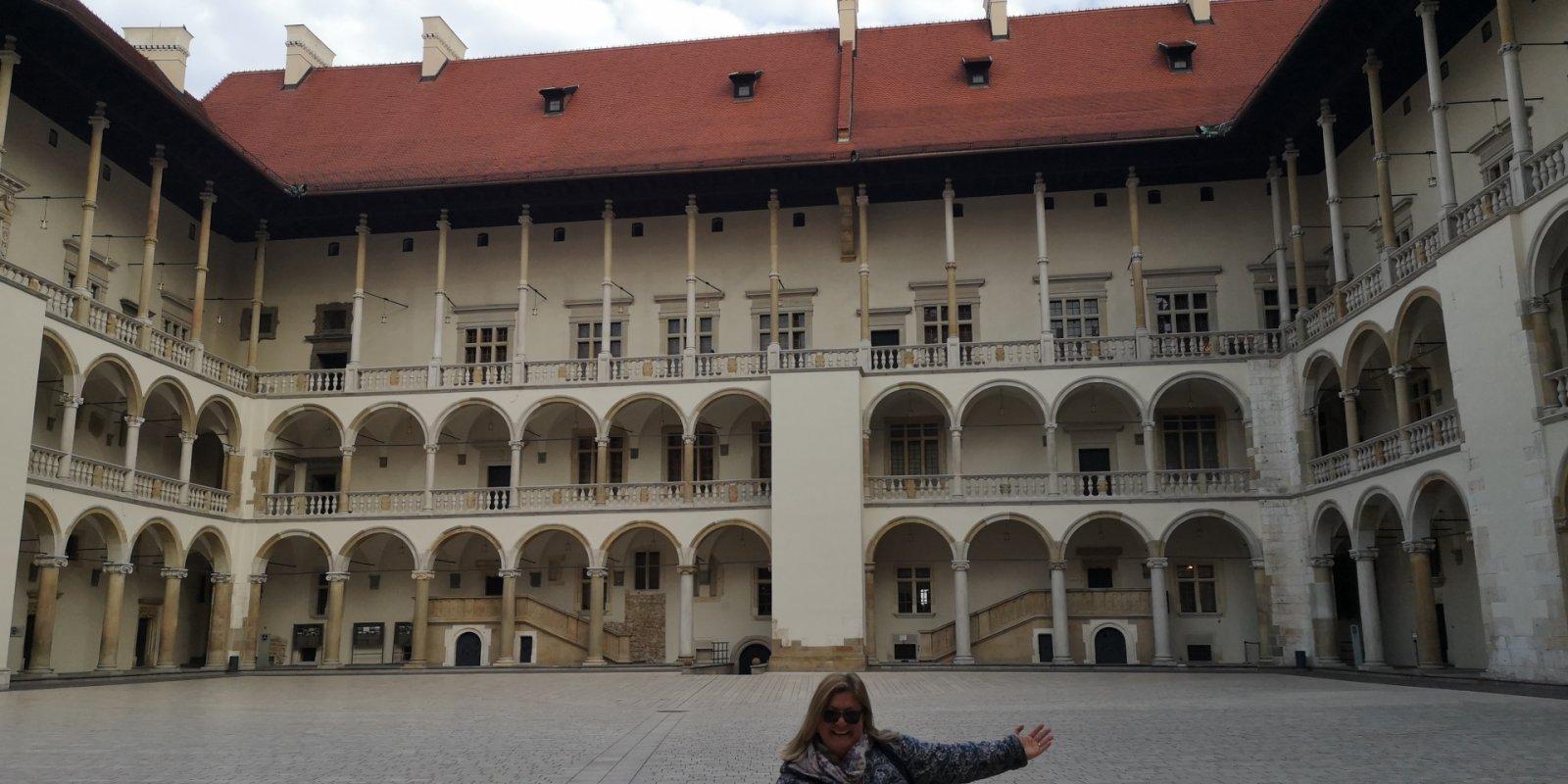 Вавель — королевский дворец (с посещением королевских палат)