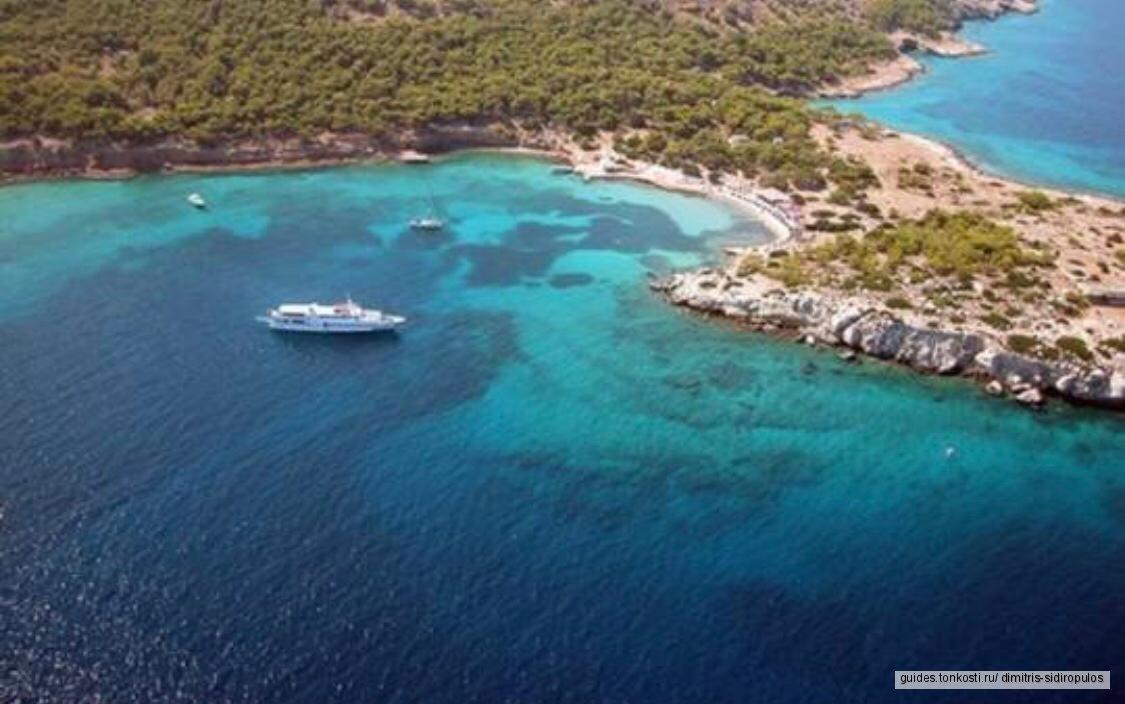 Вип индивидуальная морская экскурсия на два острова Эгина и Мони на катамаране из Афин