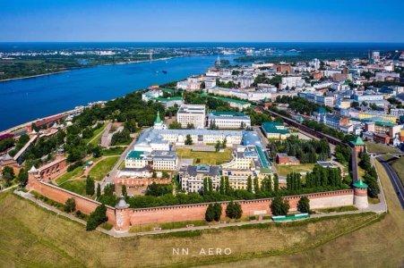 Исторический центр. Кремль и Большая Покровская
