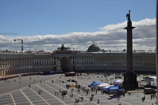 Любовь моя, Петербург! (ночная экскурсия)