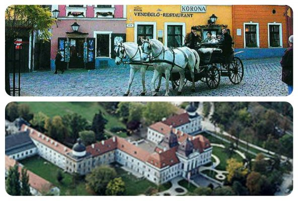 «Венгерский Версаль» в Гёдёллё и «венгерский Монмартр» — сказочно чудный Сентендре