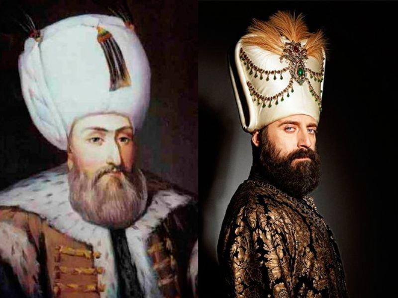 Великолепный век Сулеймана