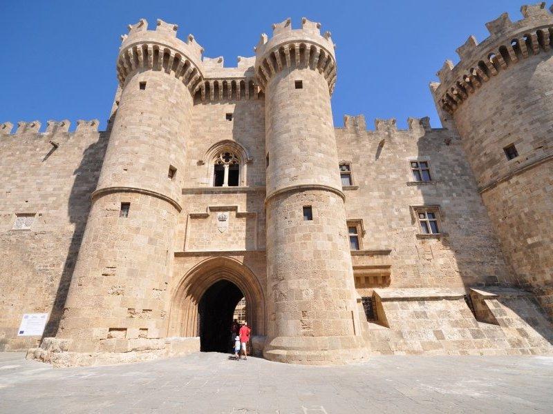 Родос — средневековая летопись одного города (бюджетный и при этом информативный тур)