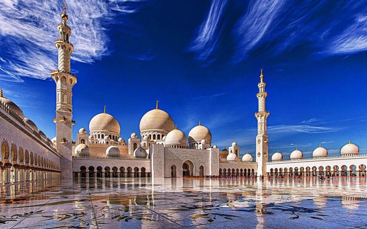 Мечеть шейха Зайда и современный Дубай + фотосессия в подарок
