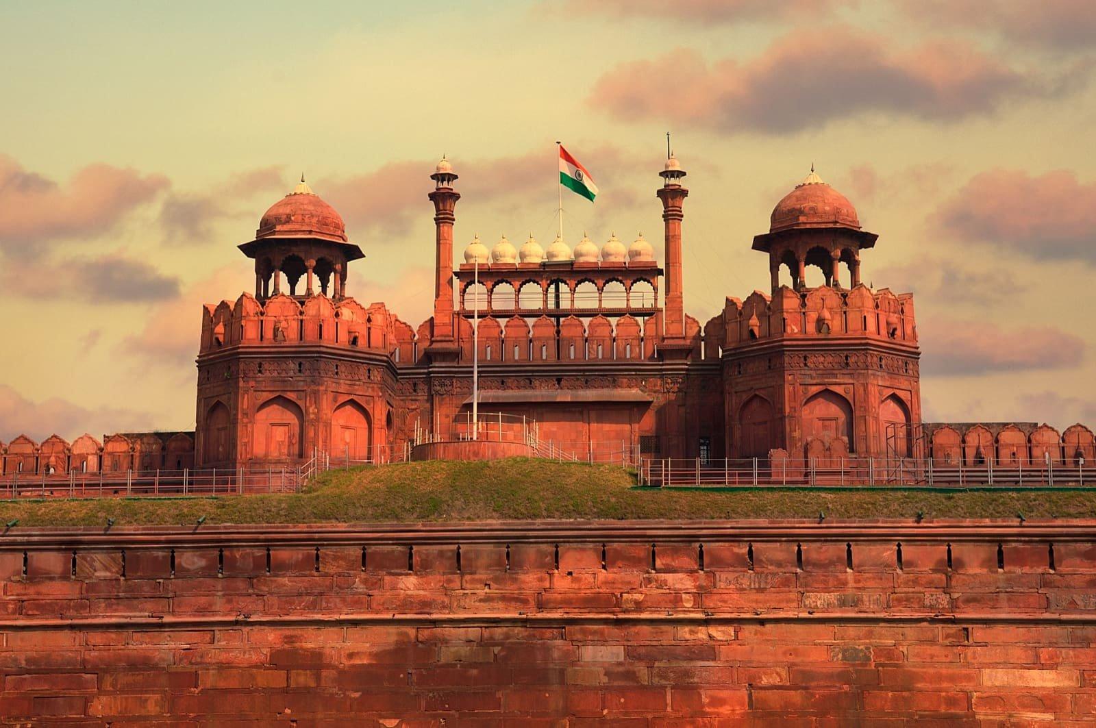 Исторический Дели — столица семи империй