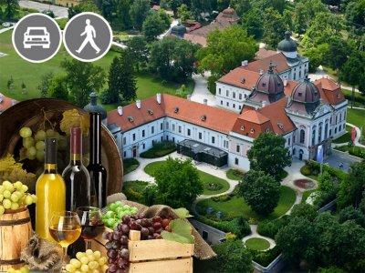 Роскошь дворца в Гёдёллё и уютные улочки Сентендре