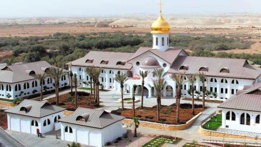 Экскурсия по святым местам Иордании. Место Крещения, гора Небо и город Мадаба