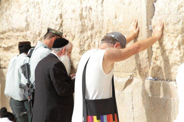 Однодневная экскурсия в Иерусалим из Эйлата