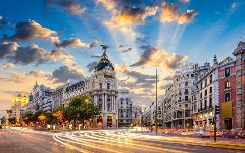 Мадрид панорамный. Лучший выбор для первого дня знакомства