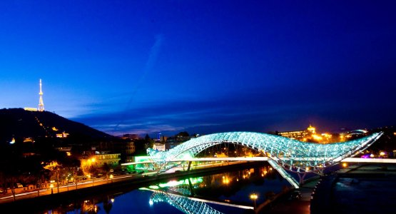 Тбилиси — столица Грузии