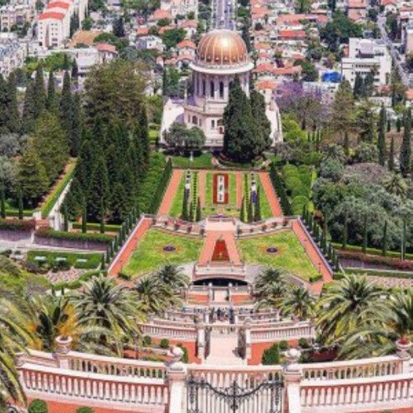 Западная Галилея — Кейсария, Хайфа, гора Кармель