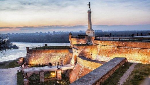 Пешеходная обзорная экскурсия по Белграду