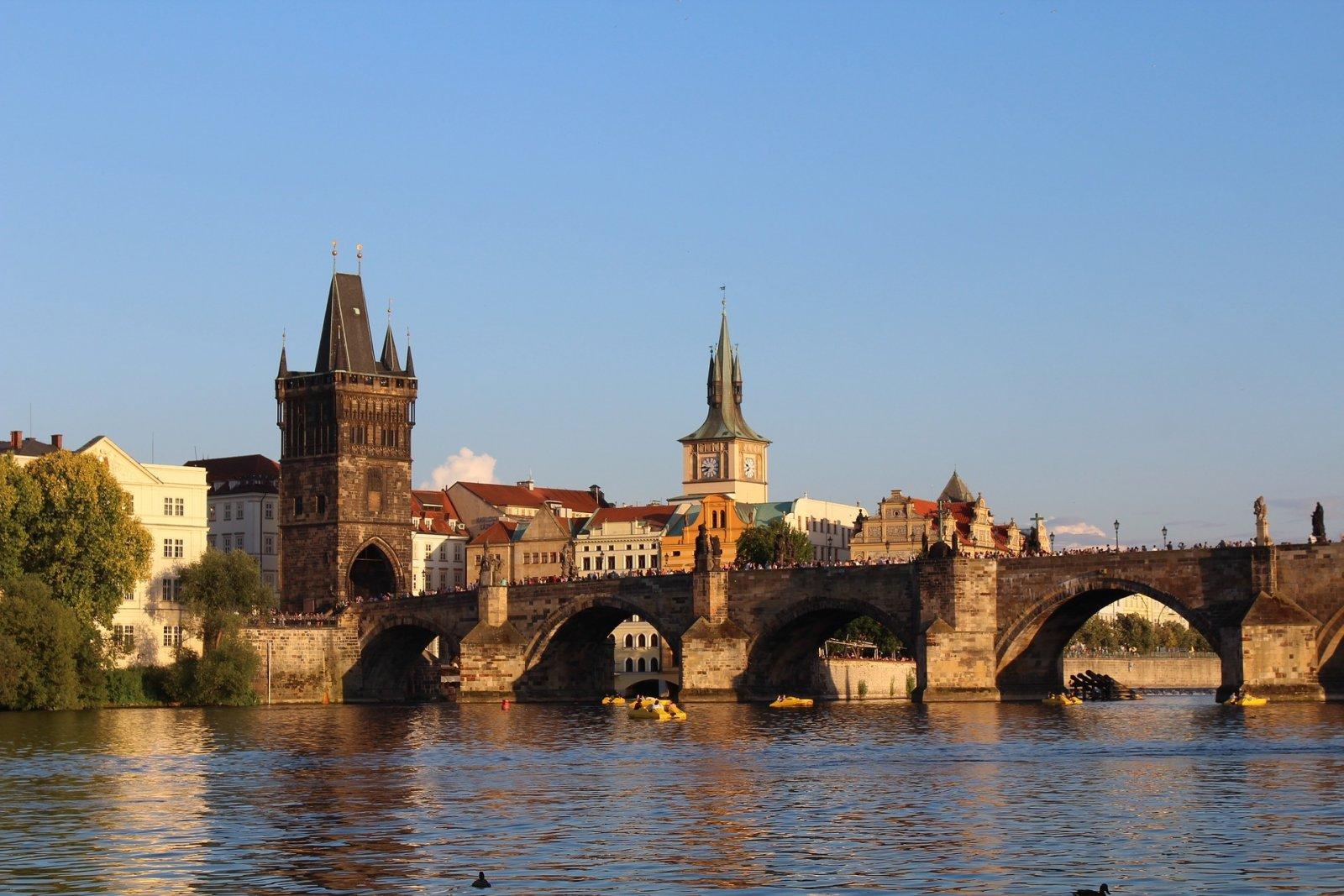 Автопешеходная экскурсия по Праге