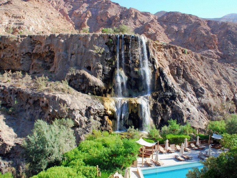 Мертвое море, река Иордан и горячие источники