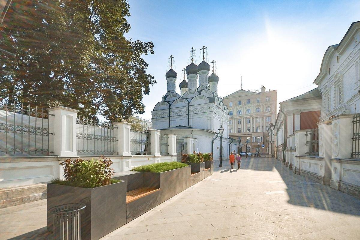 Пешеходная экскурсия «Замоскворечье: истории старинных переулков». Зимний маршрут!