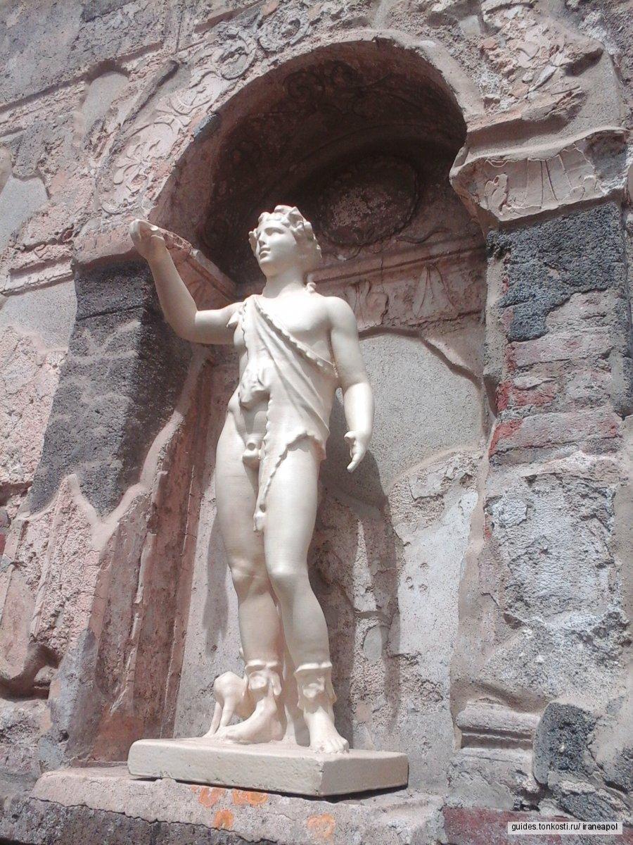 Помпеи — жизнь в древнеримском городе