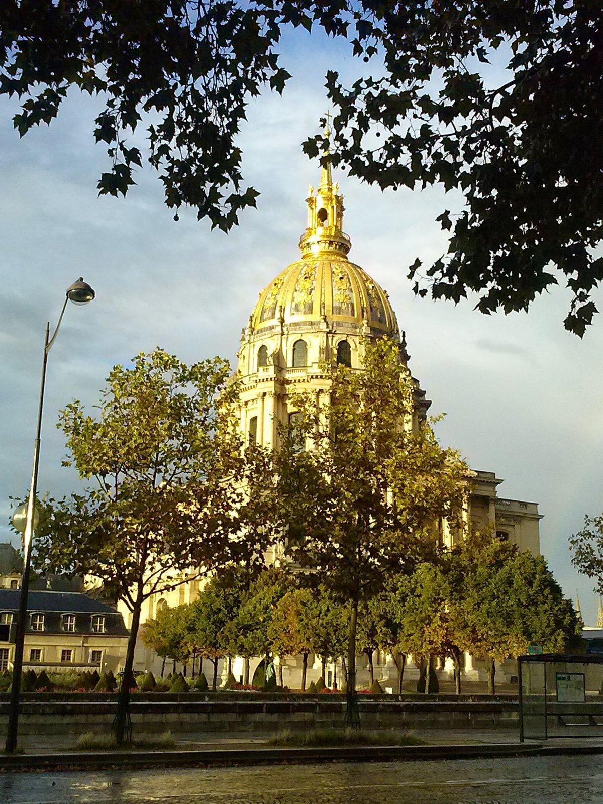 Обзорная экскурсия по Парижу (автомобильно-пешая)