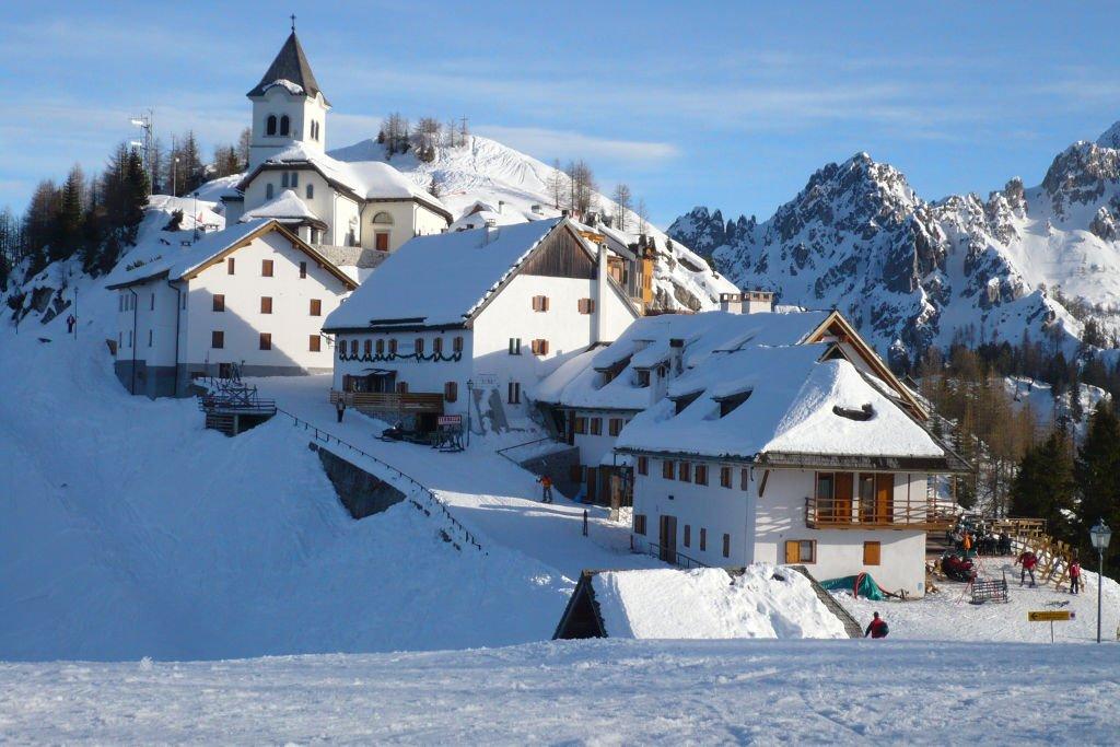 Альпы и альпийские озера