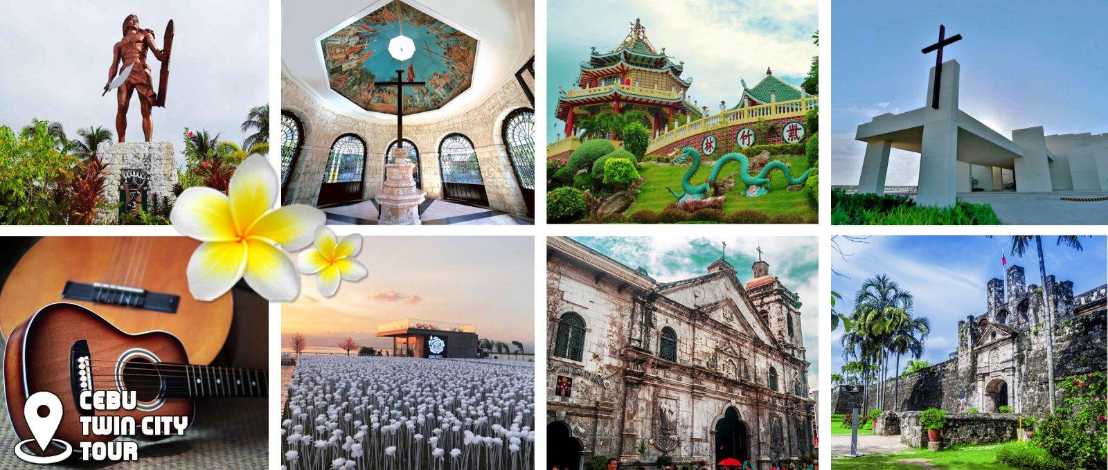 Обзорный тур по Себу