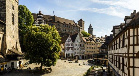 Экскурсия в Нюрнберг из Праги