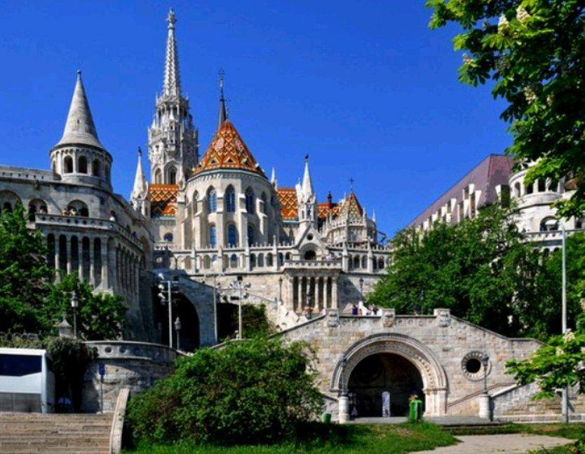 Будапешт моими глазами! Классическая обзорная автомобильно-пешеходная экскурсия (Пешт и Буда)