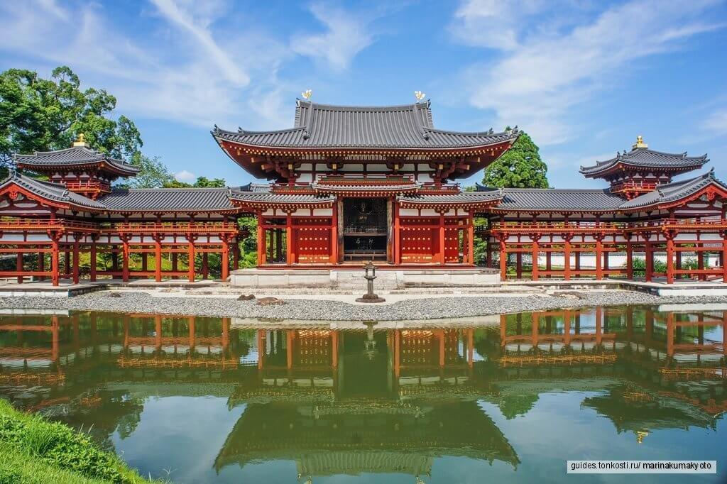 На окраинах Киото. Удзи — знаменитый чайный район Японии