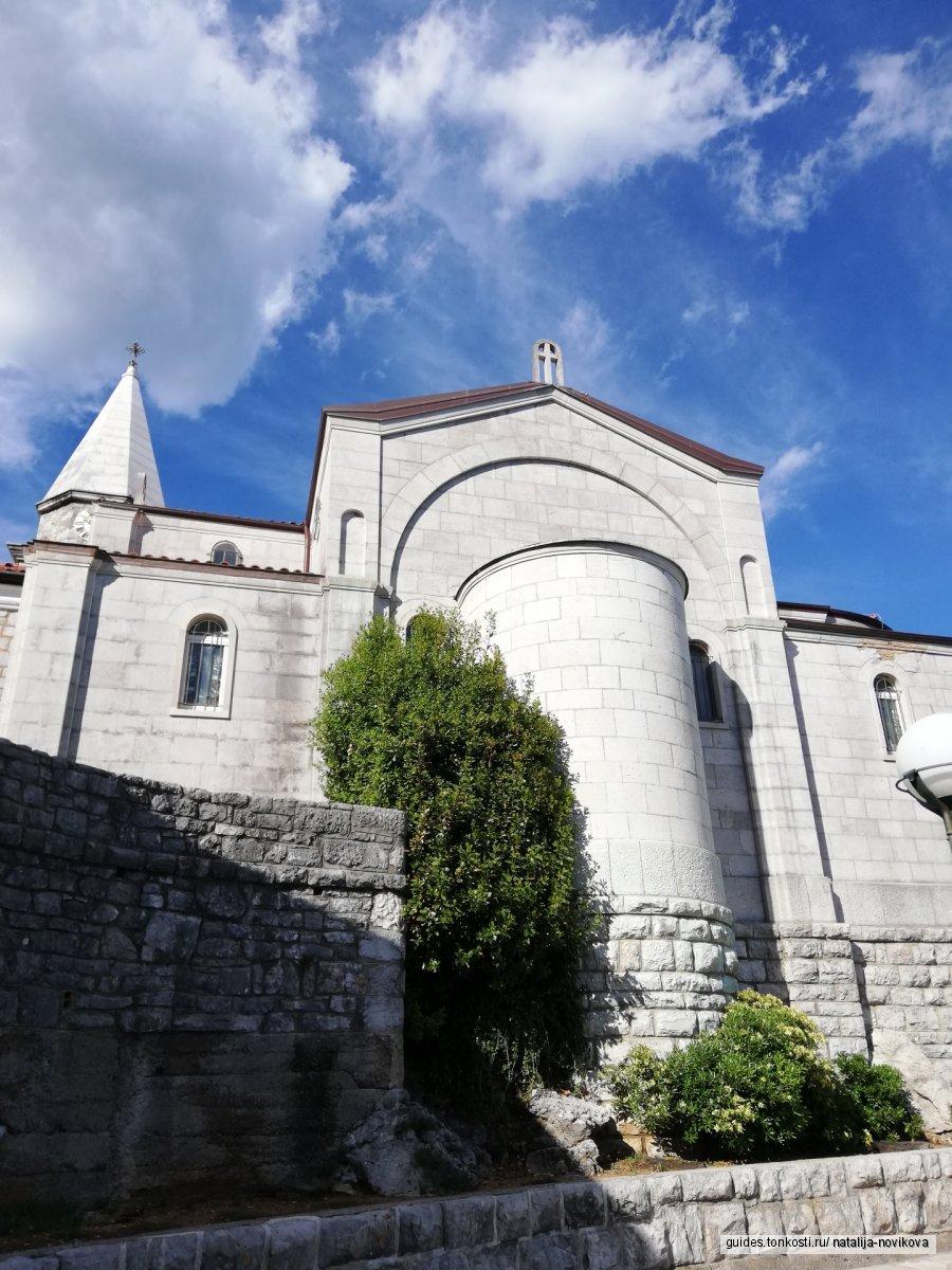 Прекрасная Опатия — некогда одно из самых модных курортных мест королевства Австро-Венгрия
