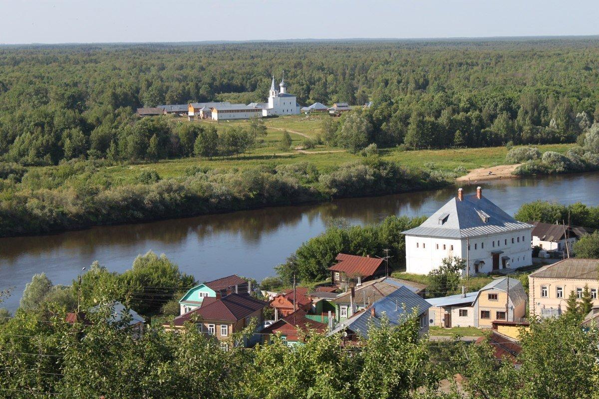 Сказочный мир русской провинции