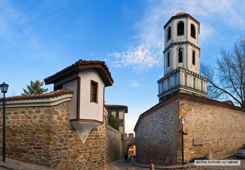 Экскурсия в Пловдив из Софии