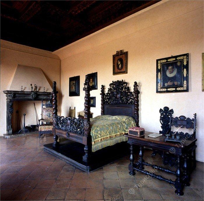 Загородные дворцы Пармы — Колорно и Фонтанеллато