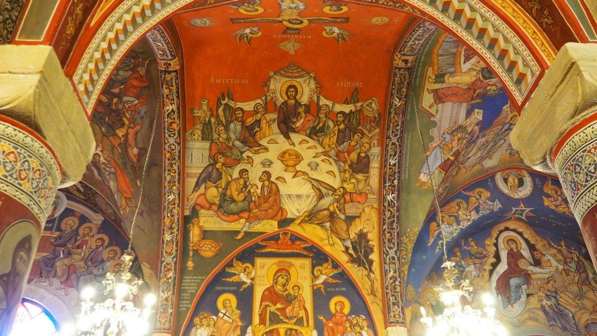 Святые целители Кипра