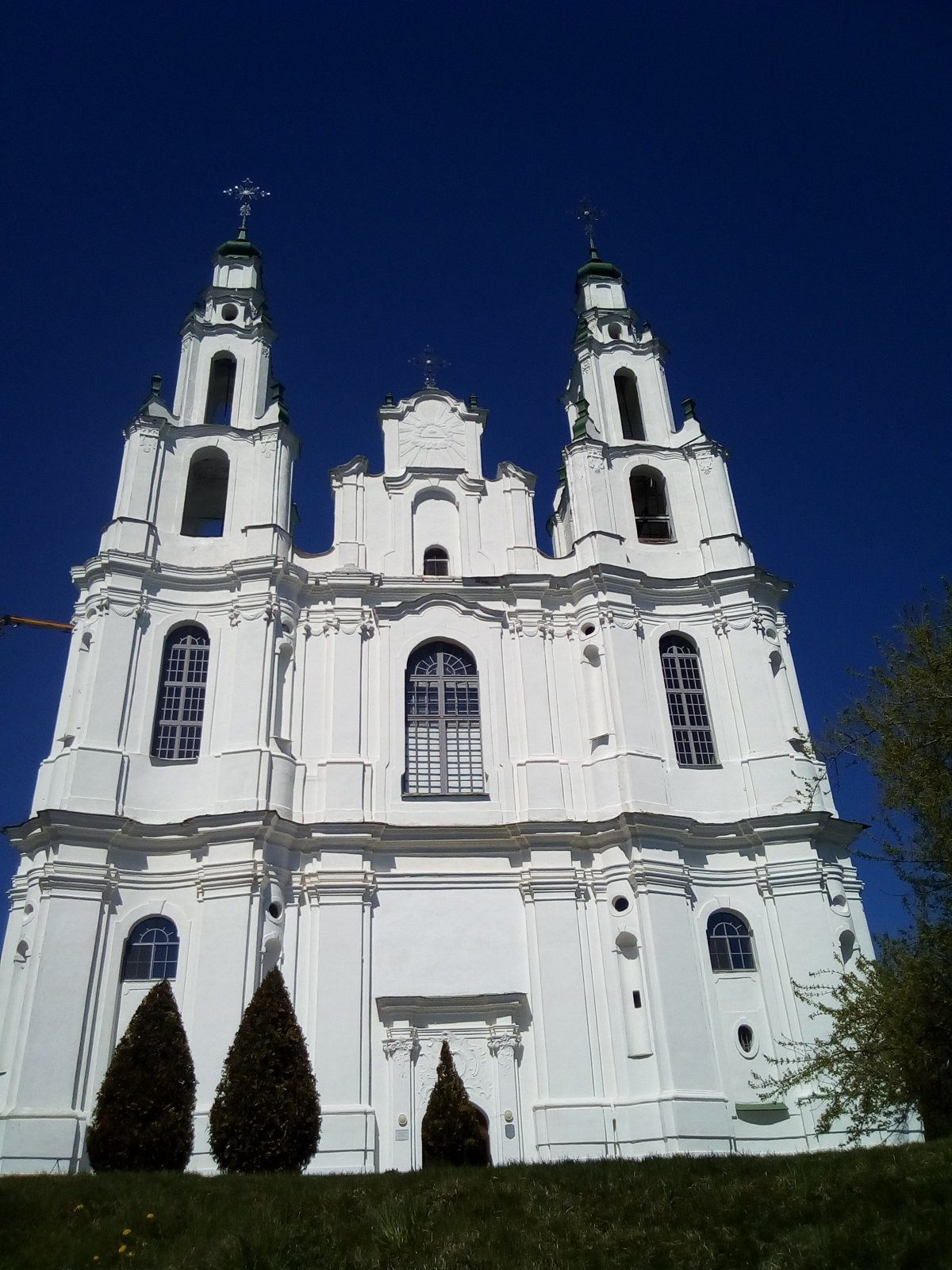 Полоцк — древнейший город Беларуси и восточных славян