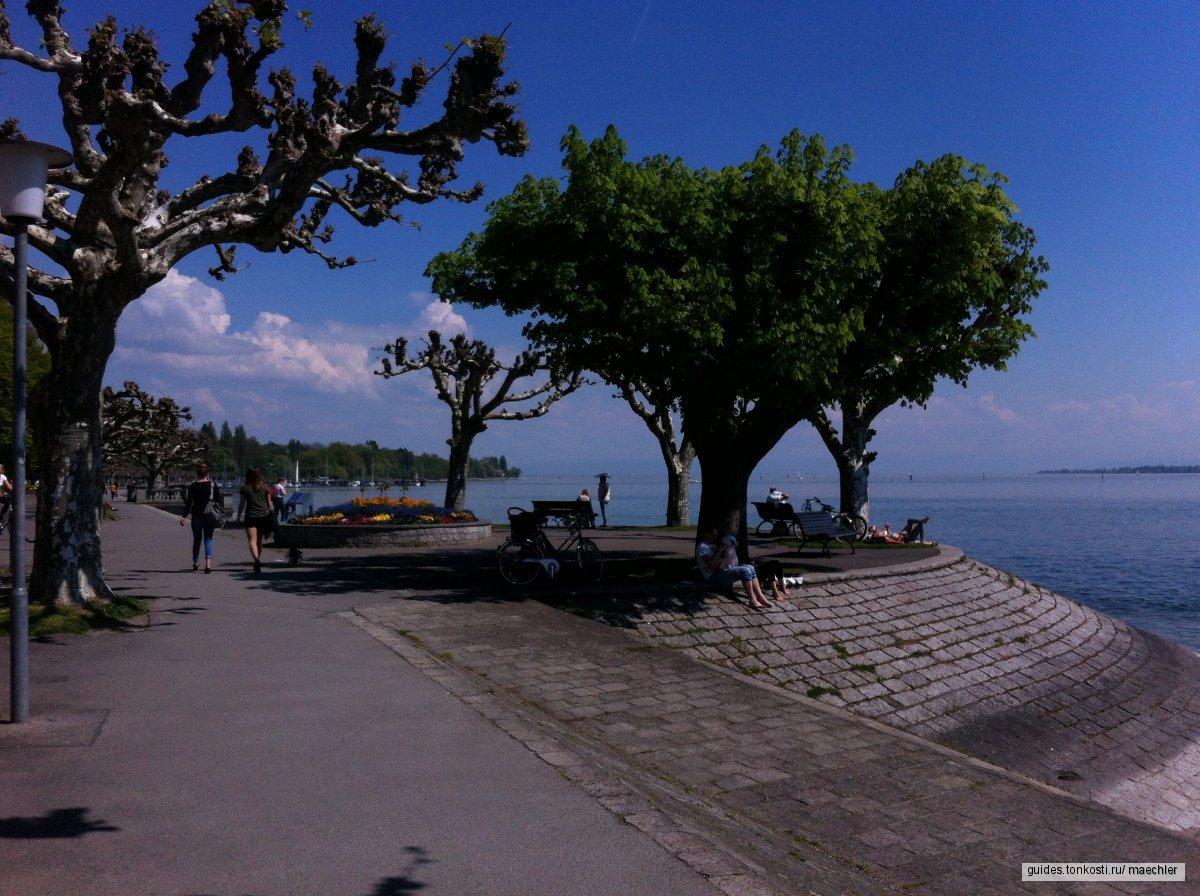 Констанц — жемчужина Боденского озера