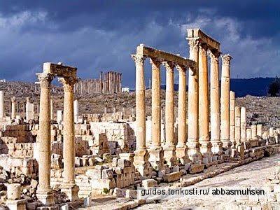Джераш: былое величие Римской Империи