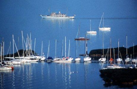 К «Венгерскому морю» — именитому озеру Балатон через замок любви Боривар города королей и королев