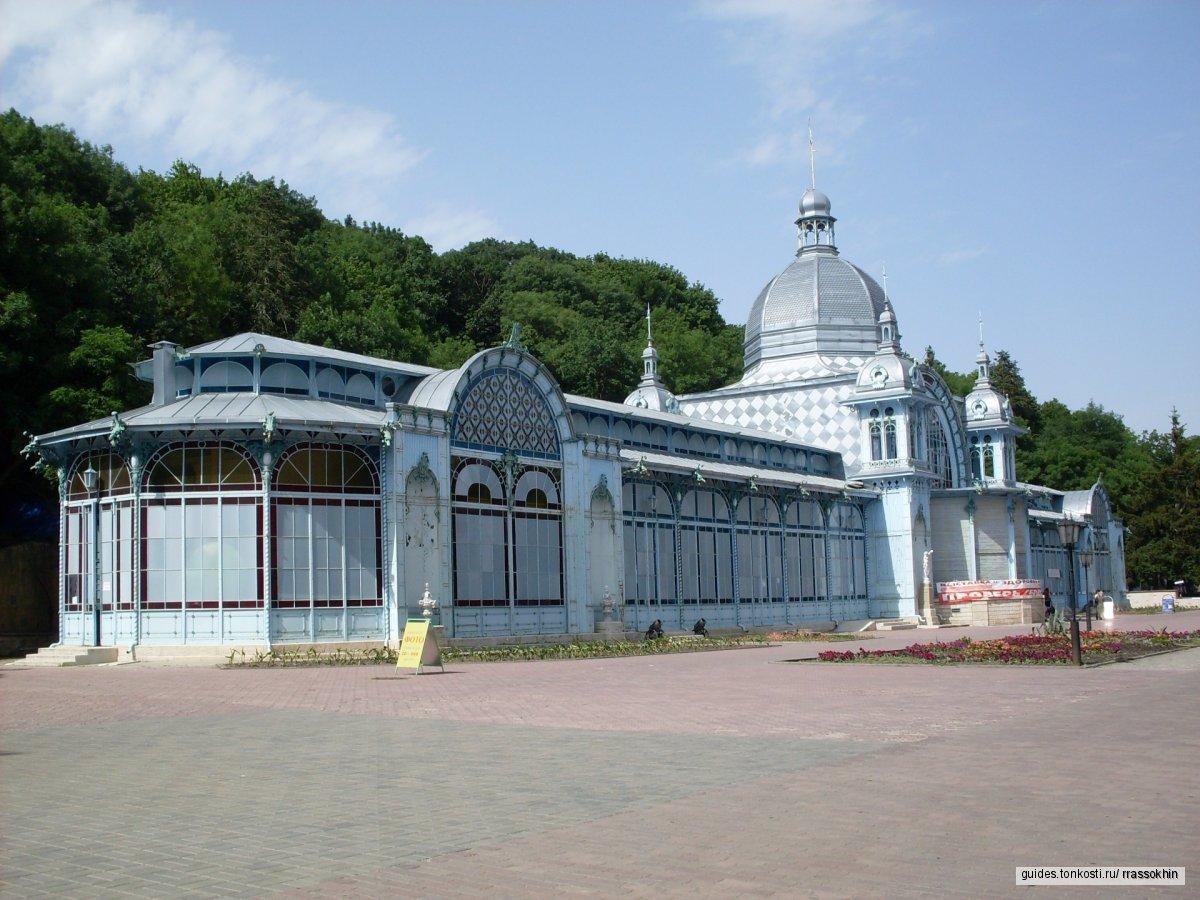 Обзорная экскурсия по Железноводску