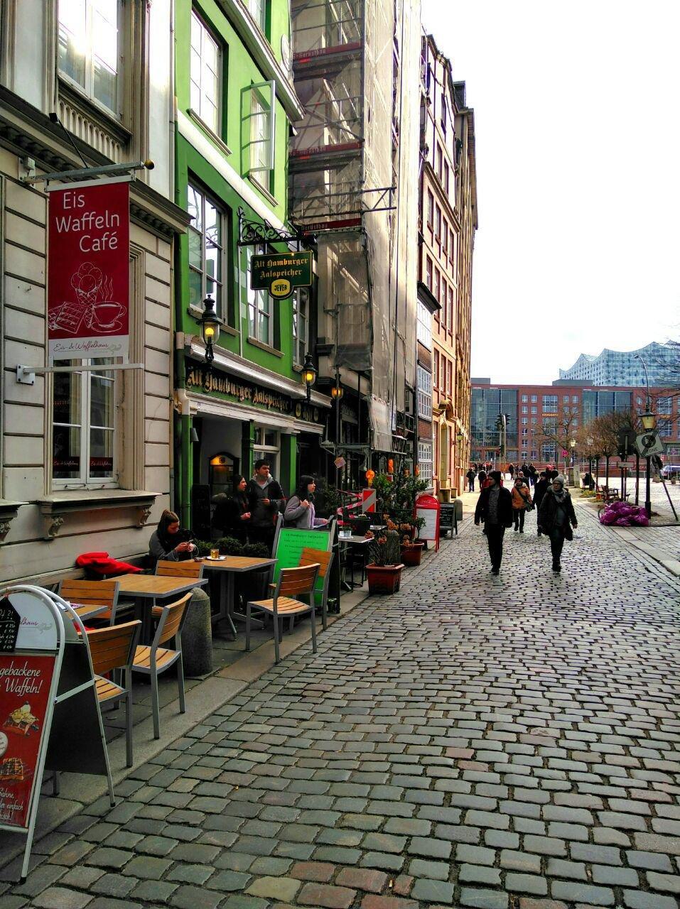 Гамбург изнутри: раскроем город со всех сторон
