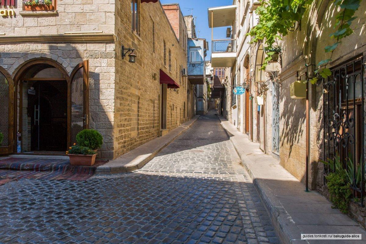 По каменным улочкам Старого города