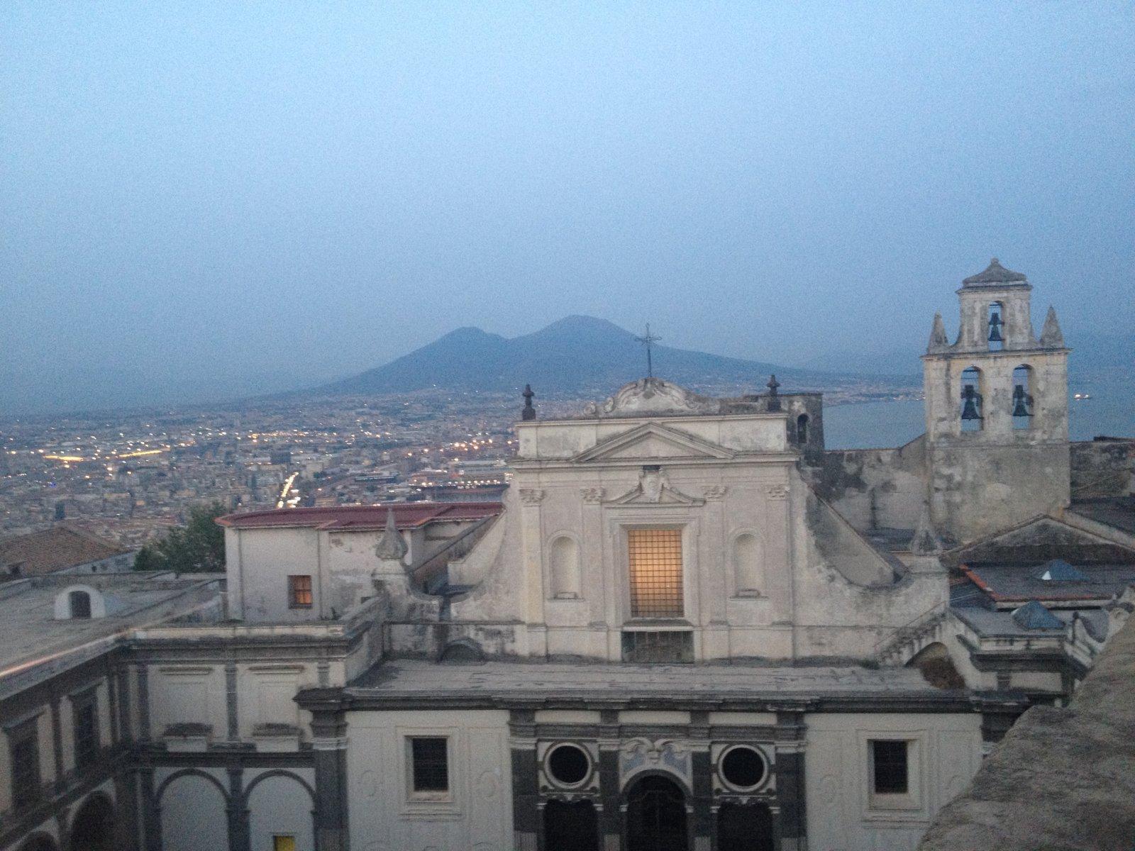 Увидеть Неаполь