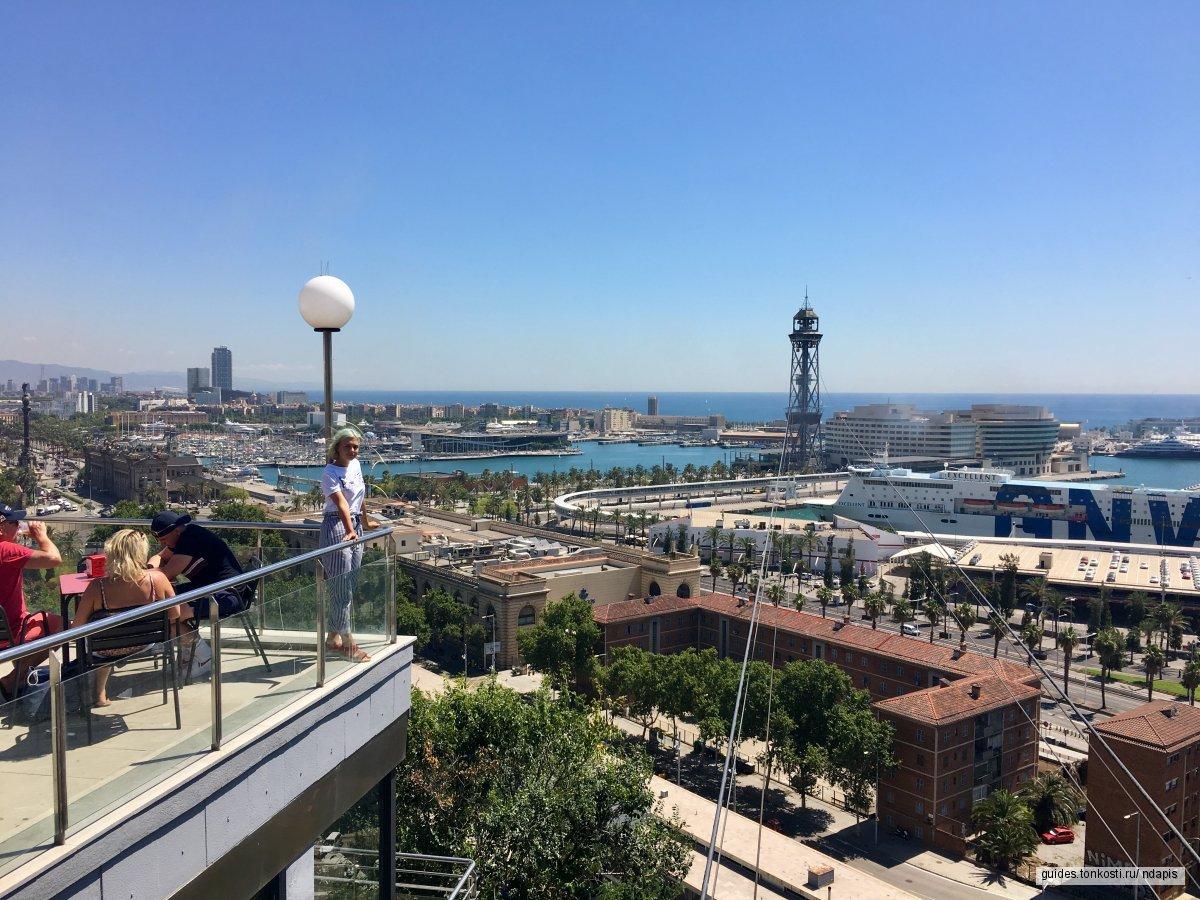 Большая обзорная фотоэкскурсия по Барселоне