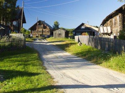 Деревня Рубчойла — тайник карельского зодчества