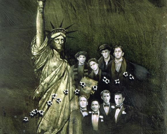 Банды Нью-Йорка. История Коза Ностры — город гангстеров