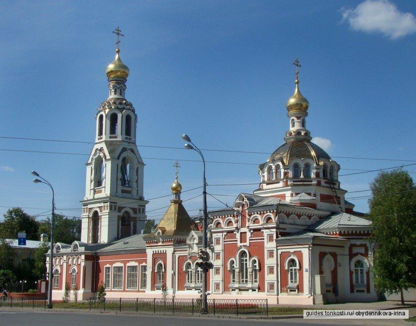 Православная Казань — церкви исторического центра города