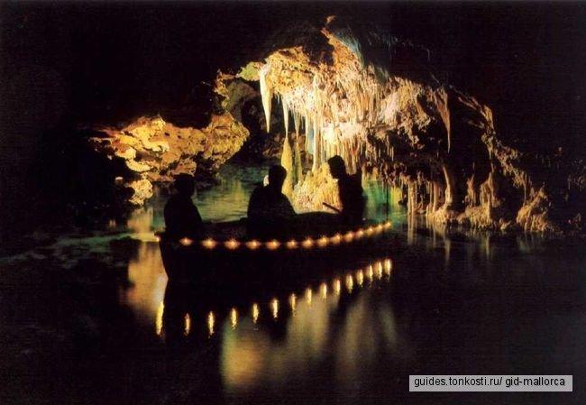 Жемчужные россыпи и Пещера Дракона