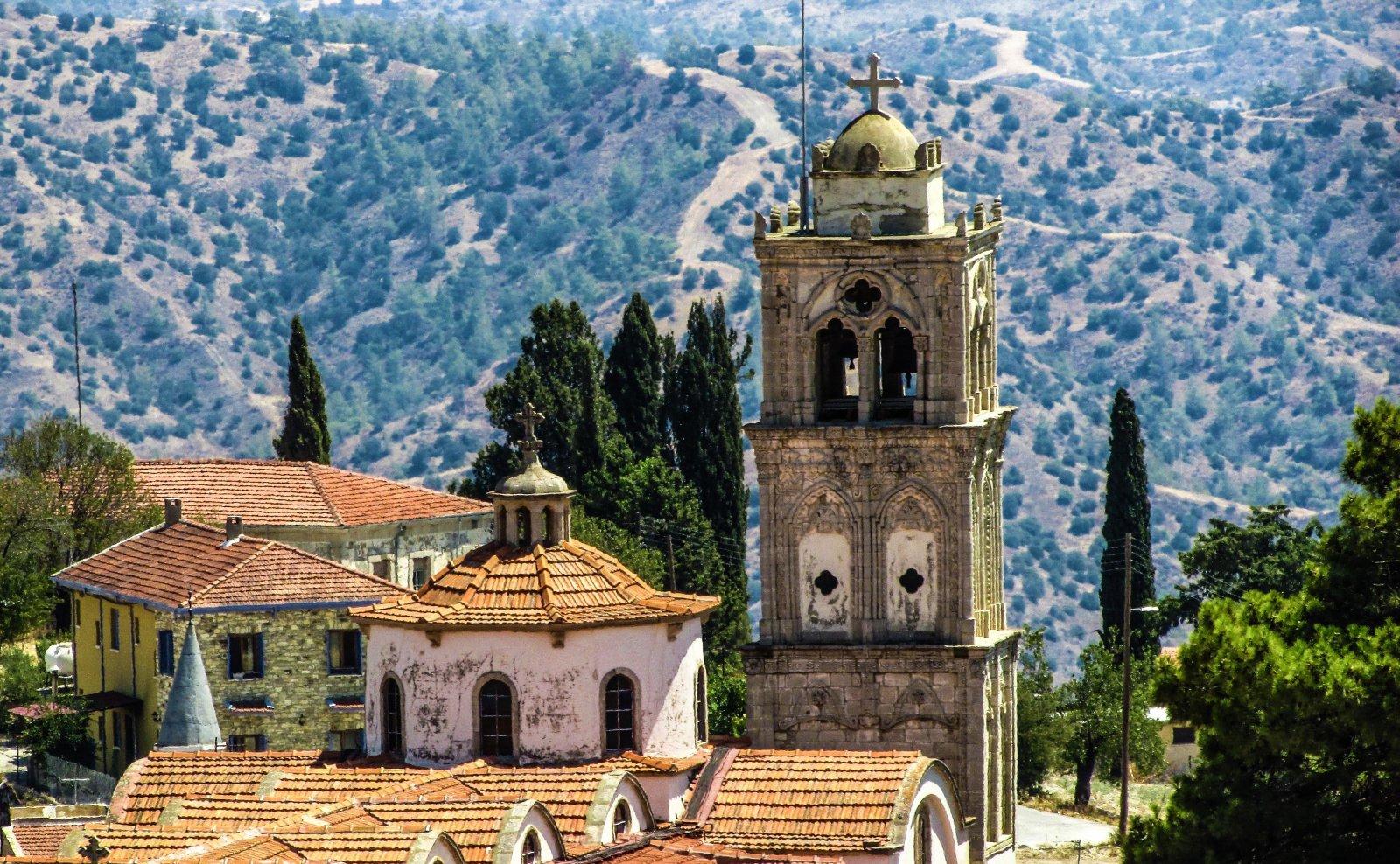 Фирменная экскурсия от Гида На Кипре