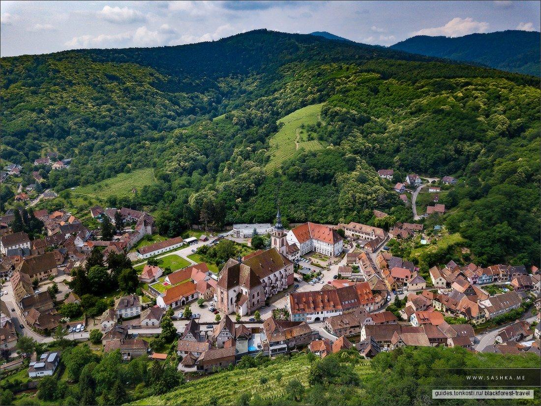 Знаменитая Винная дорога в Эльзасе с гидом-сомелье, южный или северный маршрут