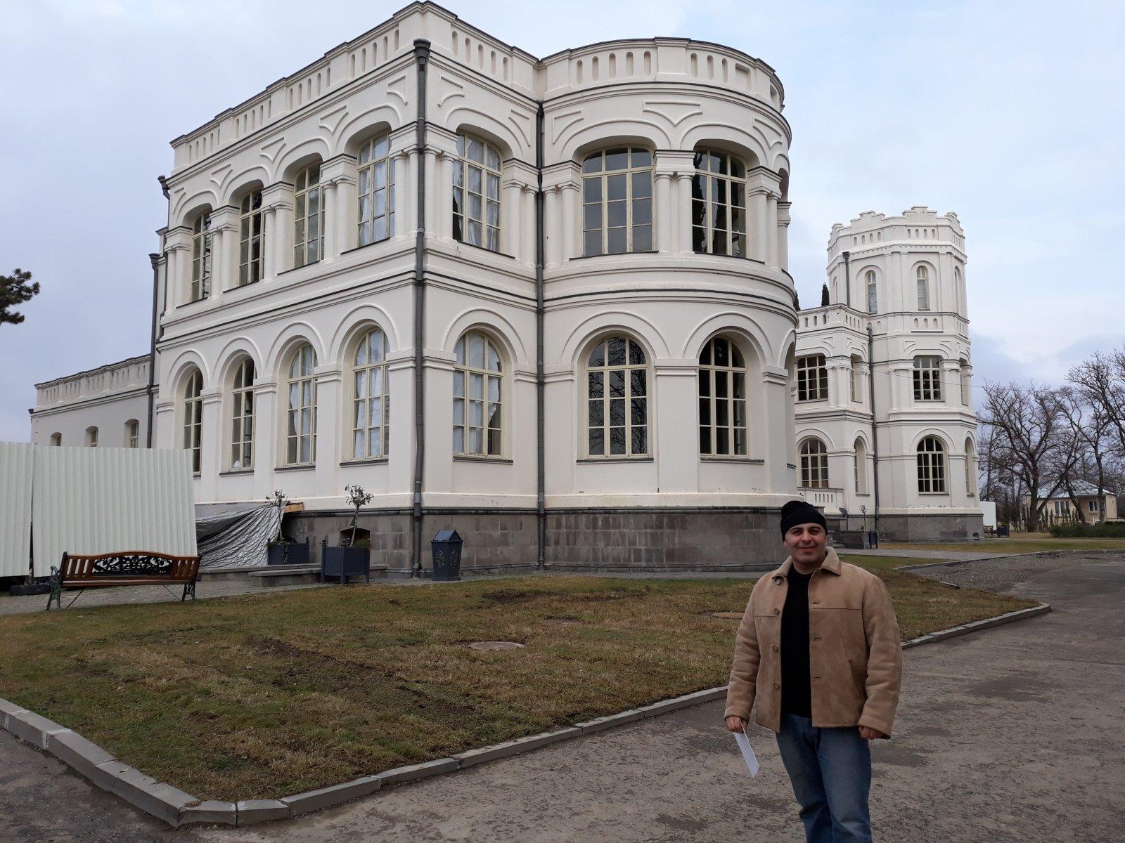 Обзорная прогулка по Тбилиси