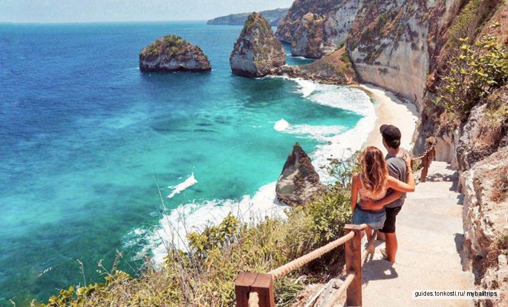 Однодневный тур на остров Нуса Пенида