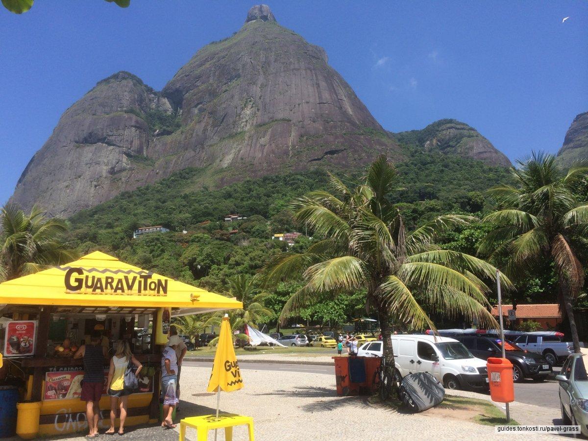 Рио за два дня
