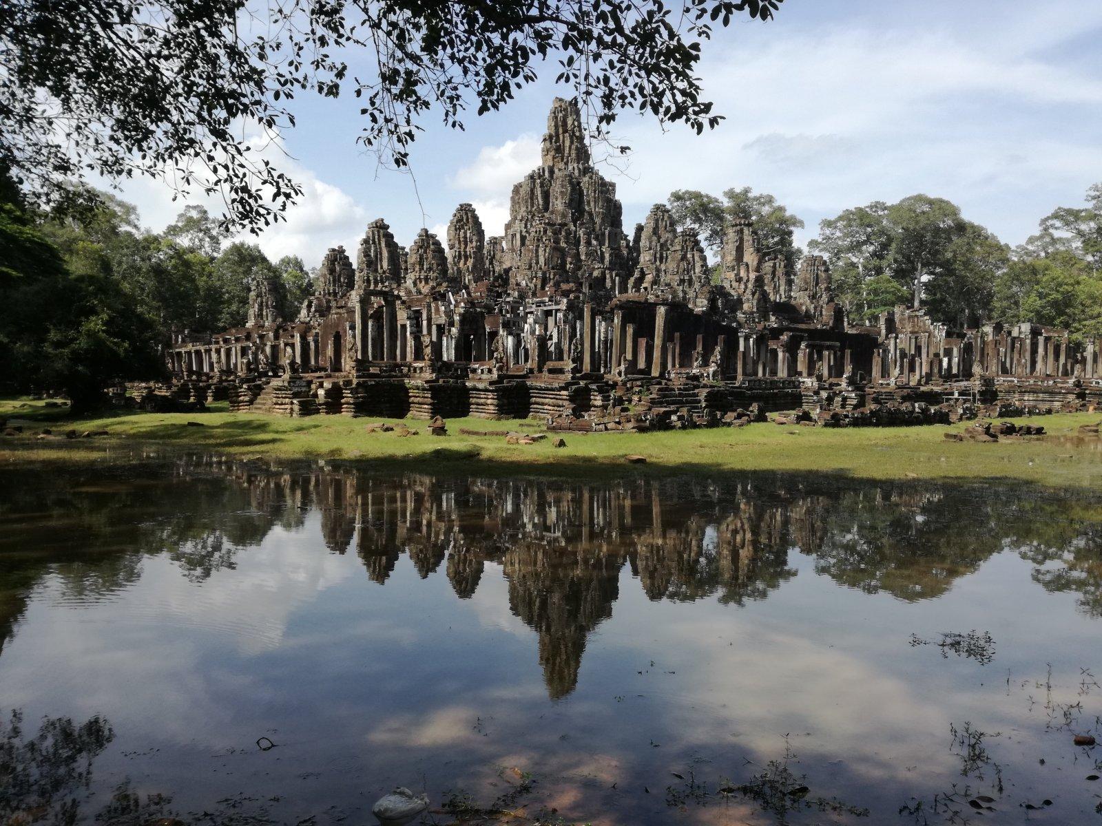 Ангкор. Лучшие храмы